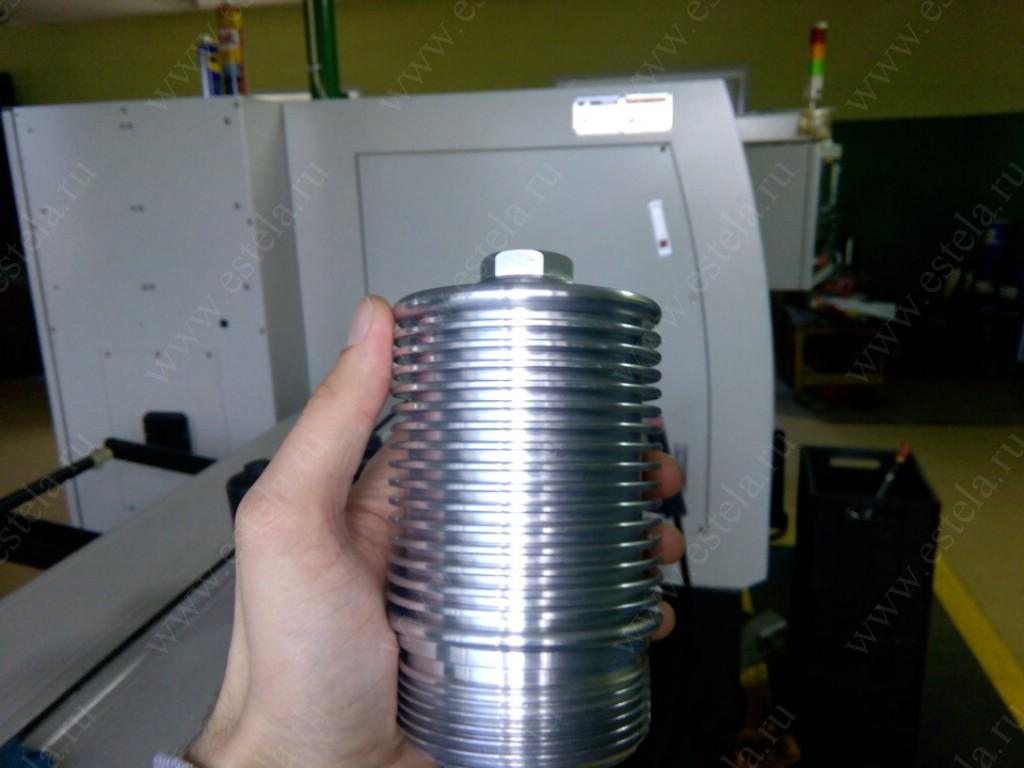 Корпус масляного фильтра для КП DSG DQ250 и DQ500